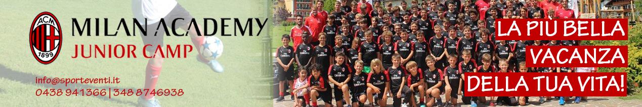 Milan Academy Junior Camp
