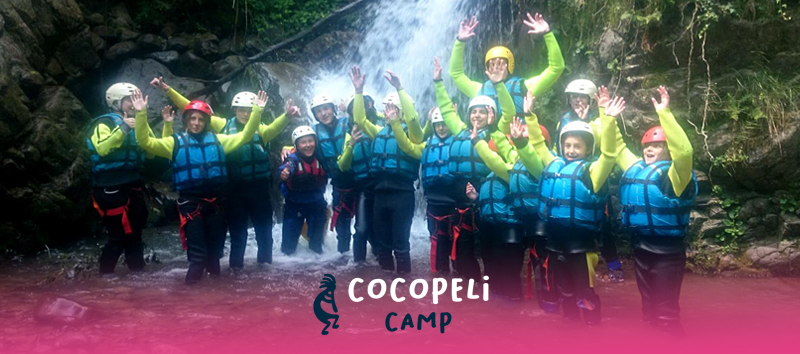 Cocopeli Camp, LIGURIA