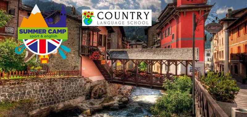 Country Language Summer Camp Sport & English, LOMBARDIA