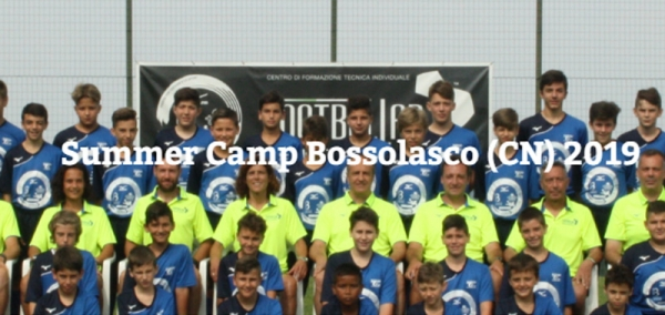Footballab Summer Camp Bossolasco