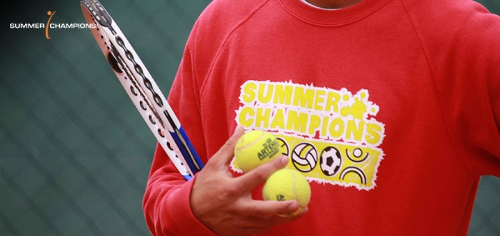 Summerchampions Camp Tennis Sauze d'Oulx