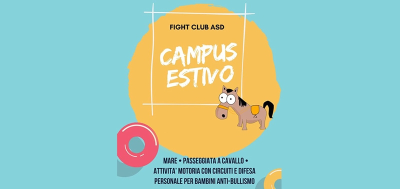 Fight Club Camp