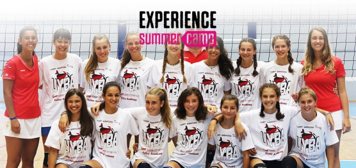 Experience Summer Camp Volley e Beach Volley in Montagna
