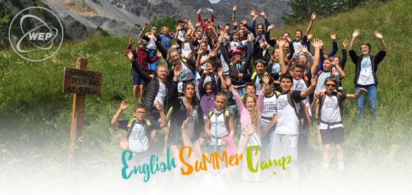WEP English Summer Camp Bardonecchia