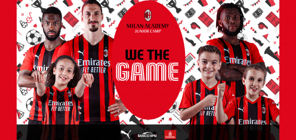 Milan Junior Camp Milano