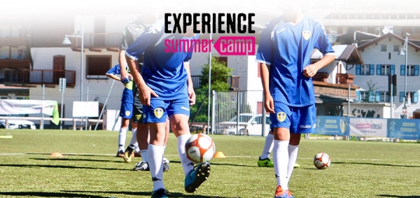 Experience Summer Camp Calcio Leeds United in Montagna