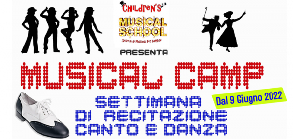CMS Musical Summer Camp