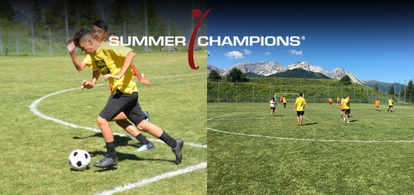 Summerchampions Camp Calcio Sauze d'Oulx