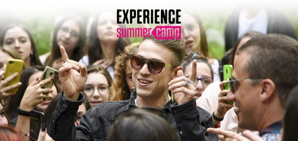 Experience Summer Camp Team World My Idol