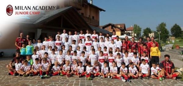 AC Milan Junior Camp Altopiano di Asiago