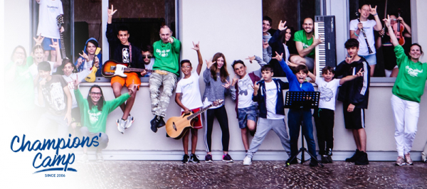 Champions Camp of Rock