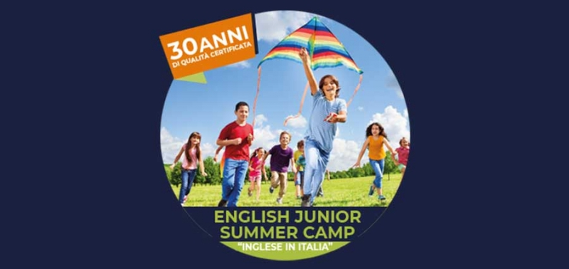 Summer Camp Inglese in Italia