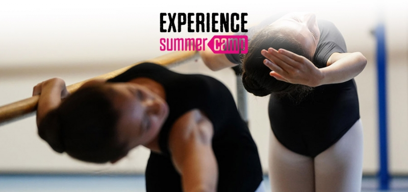 Experience Summer Camp Stage Danza A.I.D.A