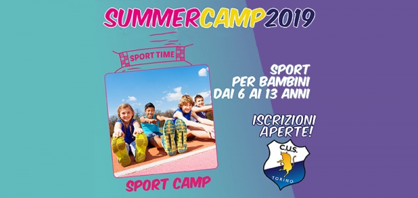 Cus Torino Sport Camp Volley & Beach Volley