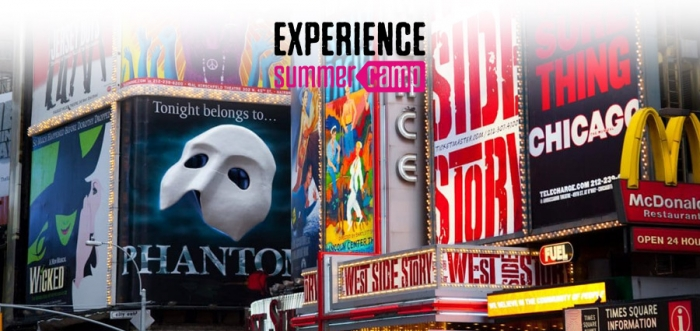 Experience Summer Camp Musical