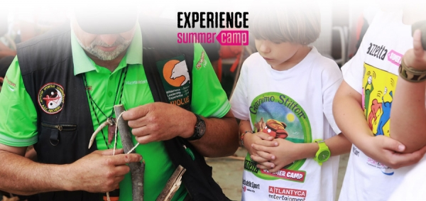 Experience Gazzetta Summer Camp Wild Nature