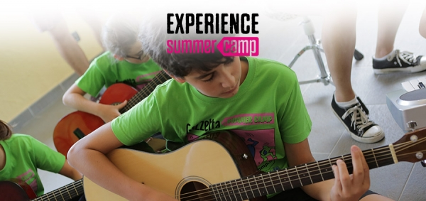 Experience Summer Camp Musica & Sport