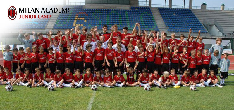 AC Junior Milan Camp Lido di Jesolo