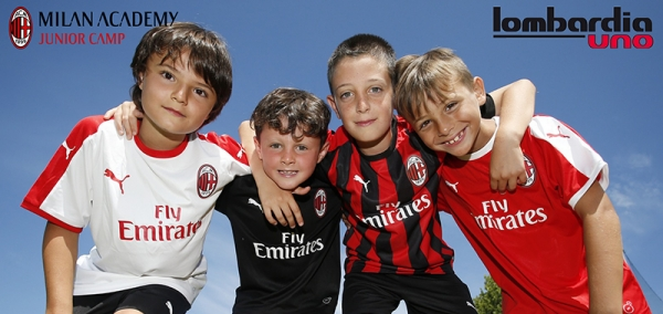 Milan Junior Camp Albarella