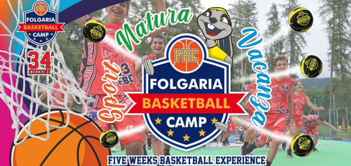 Folgaria Basketball Camp