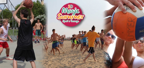 Magic Summer 3D Sport & Vacanze