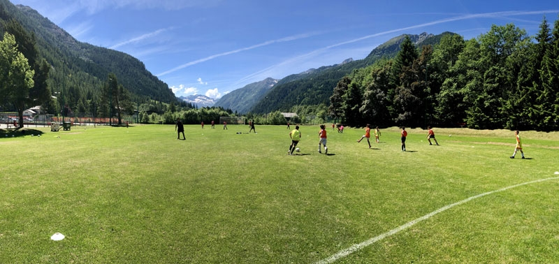 Soccer Campus Gressoney