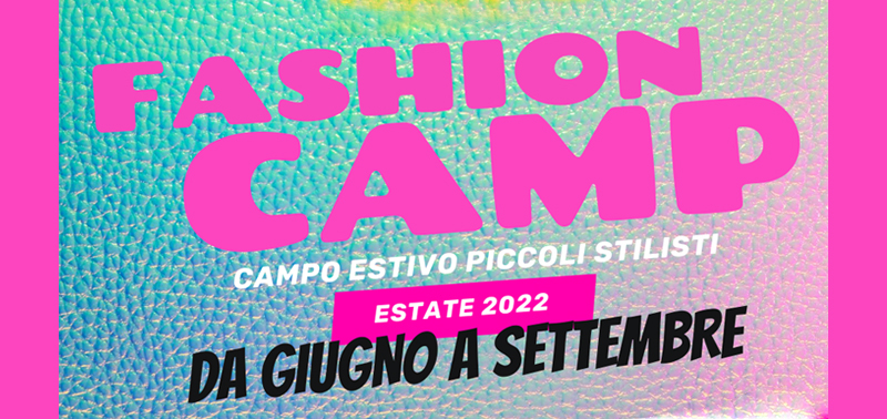 Summer Fashion Camp