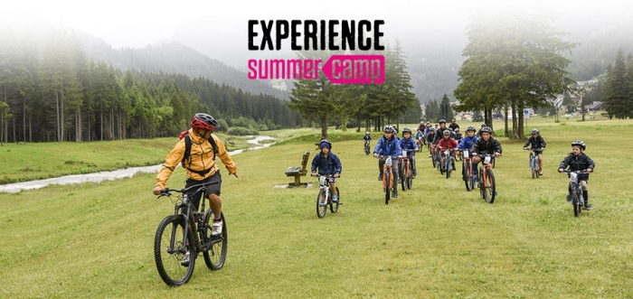Experience Summer Camp Triathlon