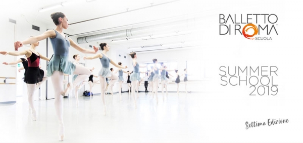 Balletto di Roma Summer School