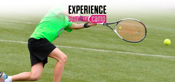 Experience Summer Camp Tennis