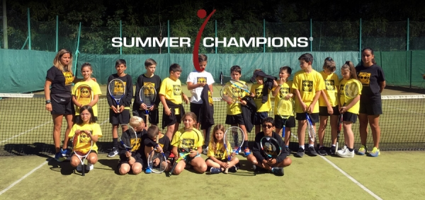 Summerchampions Camp Tennis Roccaraso