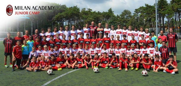 AC Milan Junior Camp Lignano Sabbiadoro