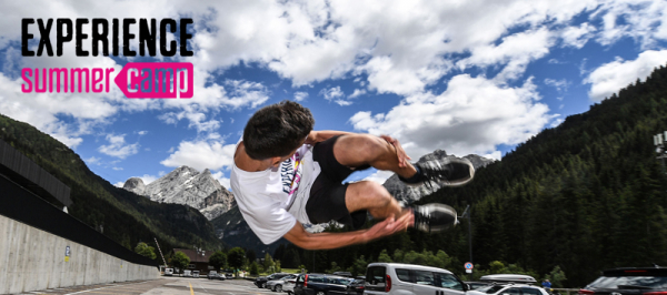 Experience Summer Camp Parkour al Mare