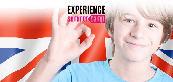 Experience Summer Camp Inglese e Sport in Montagna