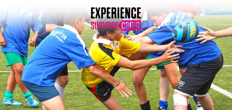 Experience Summer Camp Rugby
