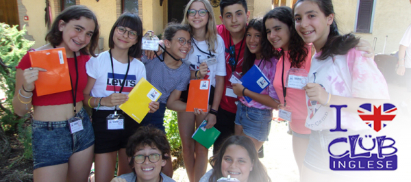 Club Inglese Summer Camp