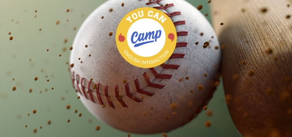 You Can Camp Baseball & English