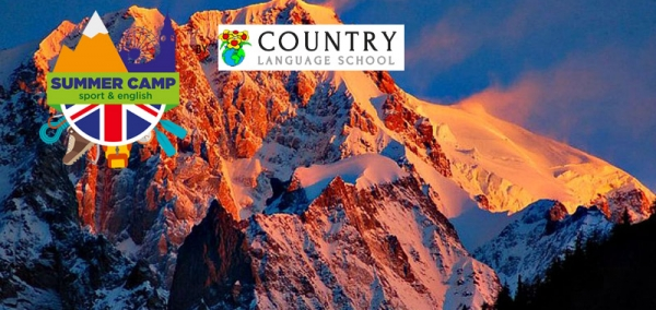 Country Language Summer Camp English & Sport Chamonix-Mont Blanc