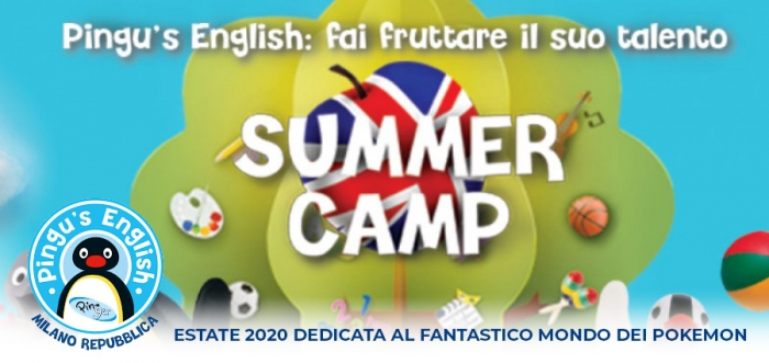 Pingu's English Summer Camp Milano Repubblica