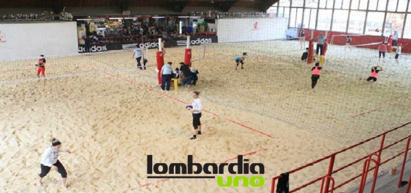 Lombardia Uno Beach Volley Camp