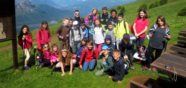 Summer Camp Sport & English Alpe di Paglio