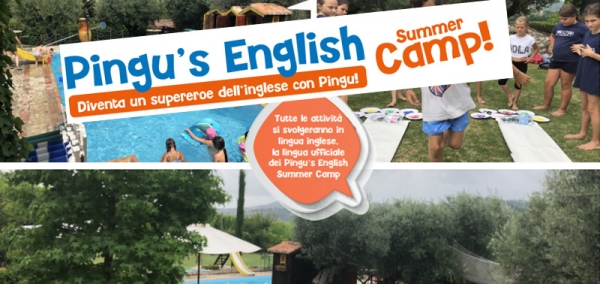 Pingu's English Summer Camp Rimini
