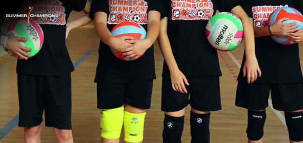 Summer Champions Camp Volley Roccaraso