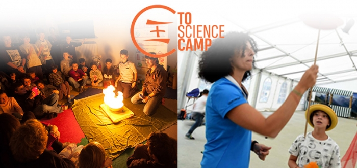 ToScienceCamp CIRCOstanze scientifiche