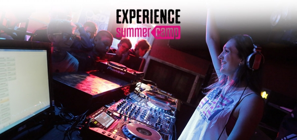 Experience Summer Camp Deejay