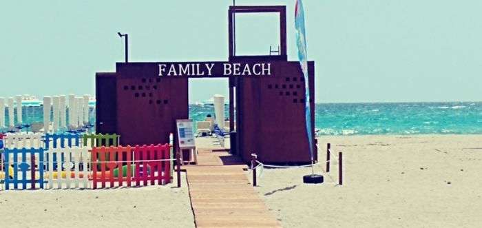 Family Beach Camp