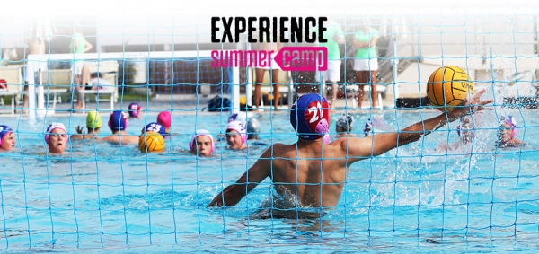Experience Summer Camp Pallanuoto Marina Julia