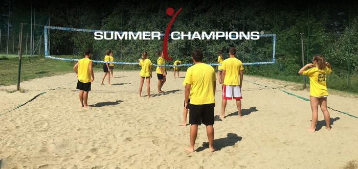 Summerchampions Camp Volley Sauze d'Oulx