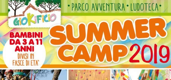 Giokificio Summer Camp