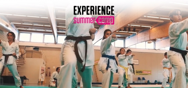 Gazzetta Summer Camp Karate